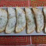 ディレナ - スリランカ風肉の包み揚げ