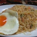 ディレナ - フライドヌードル(スリランカの麺料理)