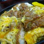 ひばり食堂 - カツ丼