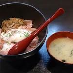 80260943 - ローストポーク丼 1,800円