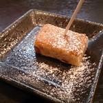 80260953 - 一口デザートは小豆のパウンドケーキ