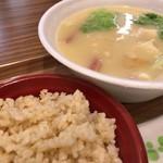みそ汁亭 秀 - でいご定食 ¥500