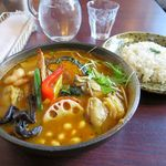 Rojiura Curry SAMURAI. - 海物語(1,680円)