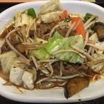 福乃家 - 野菜炒め