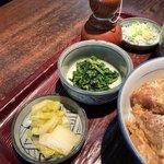 江戸久 - 小鉢たち