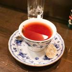 カフェ麻布にしむら - 紅茶