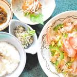 オーガニックキッチンFarve - うちなー定食