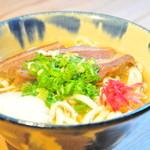 オーガニックキッチンFarve - 沖縄そば