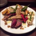 イタリア食堂 il cuore - 焼き野菜の盛り合わせ