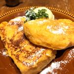 マールカフェ - フレンチトースト