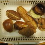 もあ四季彩館 - 料理写真:この日のセレクション