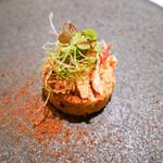 カイノヤ - セコ蟹のリゾーニリゾット