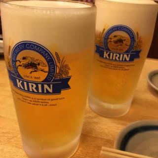 こだわりの美味しい生ビール!