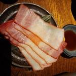 いもんちゅ 母屋 - 鯨ベーコン・626円