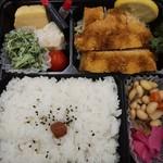 お弁当の七福 - 料理写真:かつ弁当