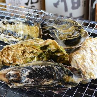 ★〈10月27日〉秋の海女小屋・焼き牡蠣食べ放題!!