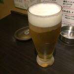 80277348 - 生ビール ハッピーアワーは300円