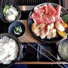 焼肉処いっとう - 料理写真:和牛カルビと牛ホルモンランチ(肉大盛・ごはん大盛)