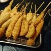 でべそ - 料理写真:串カツ