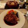 ビストロタケ - 料理写真:豚ロースのグリル バルサミコソース