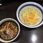 中華そば べんてん - 料理写真:「つけ麺 並」850円+「生玉子」50円