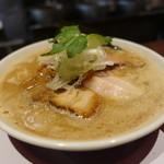 This is 中川 - ☆濃厚なスープがすごいです(*^^)v☆