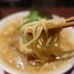 This is 中川 - ☆スープが絡みますね(^○^)☆
