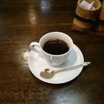 80284860 - ランチのコーヒー