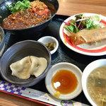 中華ダイニングバル ぱんだ - 日替わりランチ(ジャージャー麺)