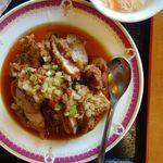香蘭楼 - 油淋鶏