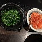 武蔵別邸 巌流島 - 薬味