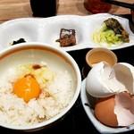 仙臺たんや 利久  - 「竹鶏たまご」おかわり!