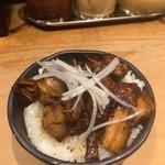 麺の蔵 中根家 -