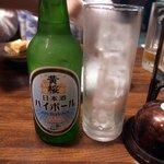 8029193 - 黄桜「日本酒ハイボール」
