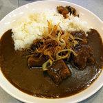 フローレット - ポーク角煮カレー(950円)