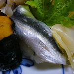 福寿司 - ままかり