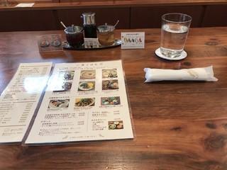 辺銀食堂 - セッティング