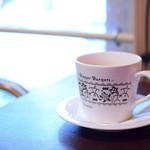 テディーズ ビガー バーガー - ポテト+ドリンクセット@480円