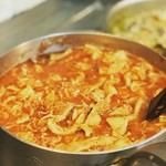 スノー グース - トリッパと白インゲン豆の煮込み