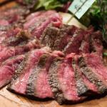 暴走熟成肉庫 肉アバンギャルド - 2018.2 熟成40日 国産牛 しんたま 400g(5,528円)
