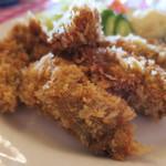 グランド・セントラル・オイスターバー&レストラン - 牡蠣フライ御膳