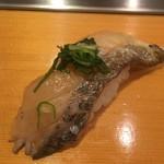 80297226 - 太刀魚 炙ってて美味い
