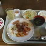 イル カステッロ 松山 - 朝食