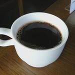 Irukasuterromatsuyama - 食後のコーヒー