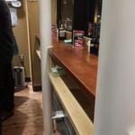 駅の串揚げ家 - 立ち飲みカウンター