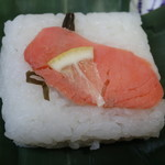 金沢玉寿司 - 鮭