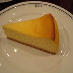 パパス カフェ - チーズケーキ