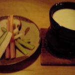 8030405 - 2000円コース チーズフォンデュ