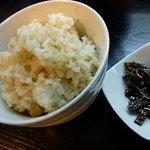 新月 - 玄米ご飯