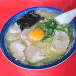 東洋軒 - 料理写真:「玉子ラーメン」(550円)。